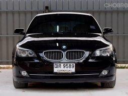 BMW 520d Sport E60 ปี2008 สีดำ