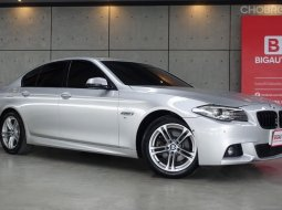 2014 BMW 525d 2.0 F10 M Sport Sedan AT (ปี 10-16) P5472