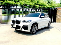 BMW X4 2.0 xDrive20d M Sports G02 4WD 2020 มือเดียว