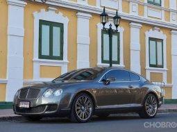 จองให้ทัน Bentley Continental GT Speed 2009 เป็นรุ่นGT Speed หายากมากๆ