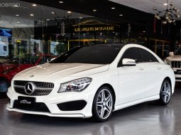 Mercedes-Benz CLA250 AMG Coupe 4 ประตู ปี 2016