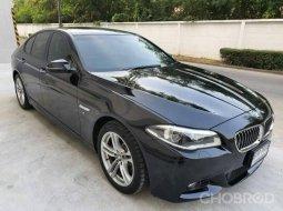 BMW 525d 2.0 F 10 M Sport ปี 2016