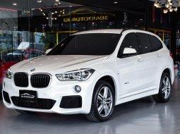 BMW X1 2.0 F48 sDrive18d M Sport SUV 2017