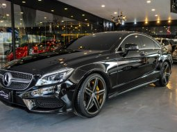 2015 Mercedes-Benz CLS250 CDI AMG รถเก๋ง 4 ประตู