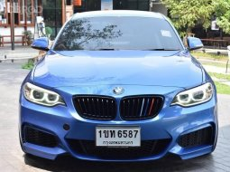 BMW 218i Coupe M Sport ปี 2016
