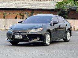Lexus ES300h รถศูนย์ Lexus ไทยแลนด์ รถออกศูนย์เดือน 3 ปี 2015
