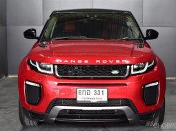 2017 Land Rover Range Rover 2.2 Evoque SD4 4WD รถเก๋ง 4 ประตู