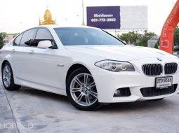 """BMW 528i 2012 รถศูนย์ BMW THAILAND วิ่งน้อย ประวัติเช็คระยะศูนย์ครบทุกระยะ ไม่เคยมีอุบัติเหตุ"""""""