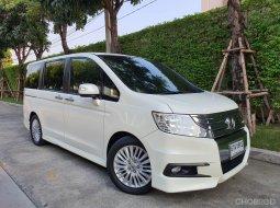 Honda STEPWGN SPADA 2.0 JP สีขาว ปี 2013