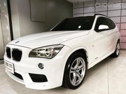 BMW X1 M Sport sDrive18i 2.0 E84 ปี 15 150 แรงม้า 6 สปีด SUV สุดสวย ออกศูนย์ มี ประกัน ชั้น 1