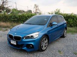 2017 BMW 218i Active Tourer M Sport รถตู้/MPV