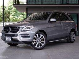 2016 Mercedes-Benz ML250 CDI Bluetec ไมล์ 5x,xxx km. วารันตีไม่จำกัดระยะ