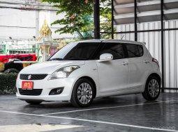 ขายรถยนต์มือสอง Suzuki Swiff 1.2 GLX ปี 2015 สีขาว