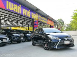 TOYOTA NEW YARIS 1.2 E.  ปี 2014 AT