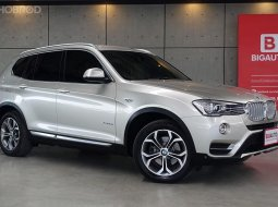 2017 BMW X3 2.0 F25  xDrive20d Highline 4WD SUV AT (ปี 10-16) B1594