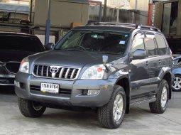 """2006 Toyota Prado 3.4V6 รถท่านฑูตใหญ่ 110,000กม แท้"""