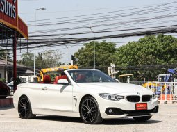 2015 BMW 420Ci Sport รถเปิดประทุน