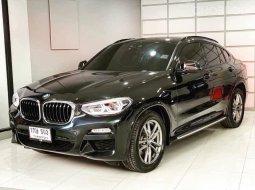 จองให้ทัน BMW X 4 XDrive20d M Sport 4WD ปี 19 Suv มือเดียว น้อย ท็อป