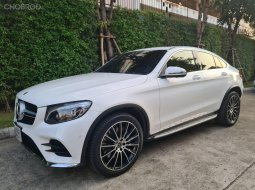 #Benz #GLC 250d 4matic coupe AMG ปี 2018