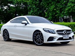 BENZ C200 COUPE AMG DYNAMIC ปี 2019