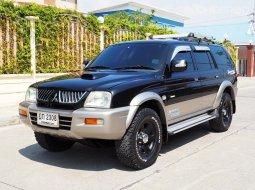 MITSUBISHI STRADA G-WAGON 2.8 GLS 4WD Rally Master ปี 2004 เกียร์AUTO 4X4 สภาพนางฟ้า