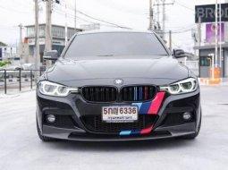 2017 BMW 320d Sport รถเก๋ง 4 ประตู