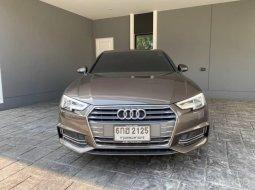 """Audi A4 S-line รถศูนย์ มือเดียว"""""""