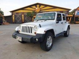Jeep Wrangler Sahara diesel ปี2014