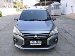 จองให้ทัน NEW Mitsubishi Attrage 1.2 GLX ปี 2020 เกียร์ AT สีเทา สวยใหม่เหมือนป้ายแดง