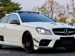 Mercedes Benz C-Coupe แต่ง C63 AMG Widebody Black Series Fulloption