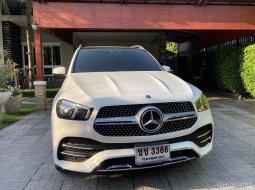 SALE ขายรถบ้านแท้  BENZ GLE 350 d 4 Matic  ปี 2020 สีขาว ชุดแต่ง AMG