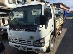 2016 ISUZU ELF NKR55E12E  รถบรรทุก 4 ล้อ โฉม ตาเพชร  TRUCK