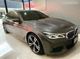 BMW 730Ld M Sport 3.0 Twin Power Turbo 265 hp V6 G12 ปี 2018