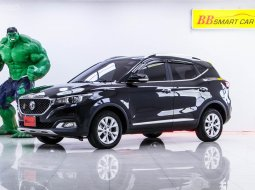 1Q-187 MG ZS 1.5 D เกียร์ AT ปี 2018