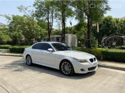 รถมือสอง ยี่ห้อ BMW ซีรี่ย์ 5 รุ่น 520d โฉมรถยนต์ E60 ปี 2010