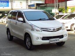2012 Toyota AVANZA รถเก๋ง 5 ประตู