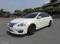 2014 Nissan TEANA 2.5 XV A/T TOP รถเก๋ง 4 ประตู
