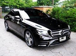 Benz E350e AMG Hybrid 2017 ไมล์ 48,000km