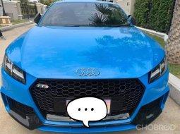 Audi TTS ปี 2019 รถศูนย์ มีวารันตี 5 ปี