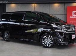 2018 Toyota Vellfire 2.5 Z G EDITION Van AT (ปี 15-18) B4756