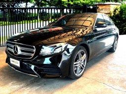 Benz E300e AMG 2020 ไมล์ 5,xxx km MB Warranty 30/07/2023