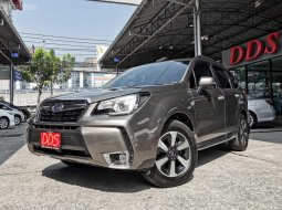 Forester 2.0 i-p 4WD SUV AT ปี 2017 วิ่งเพียง 90,000 กม.