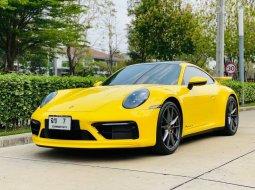 Porsche 911  CARRERA S 992 Racing Yellow