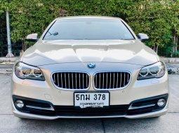 2015 BMW 520d SE รถเก๋ง 4 ประตู