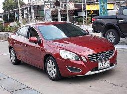 VOLVO S60 1.6 DRIVe ปี12 รถบ้านมือเดียวสภาพสวยขับดีตัวรถไม่มีอุบัติเหตุ