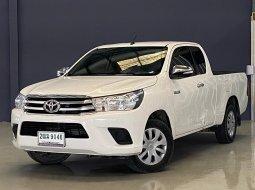 2017 Toyota Hilux Revo 2.4 J Plus ออกรถไม่ต้องดาวน์ สภาพนี้หายาก ไมล์แท้100%