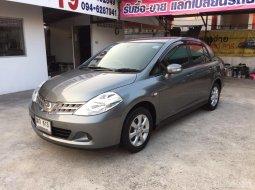 ขายรถ มือสอง 2012 Nissan Tiida 1.6 G Latio รถเก๋ง 4 ประตู