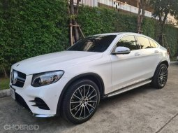 Mercedes #Benz #GLC 250d 4matic Coupe AMG ปี 2018