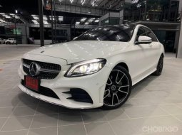Mercedes Benz C220d AMG Dynamic (ดีเซล) ปี 2019