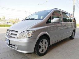 2015 BENZ VITO 115CDI AUTO ตัวยาว เบาะ VIP 7 ที่นั่ง สภาพสวยมาก มือ 1 ไม่เคยมีอุบัติเหตุ